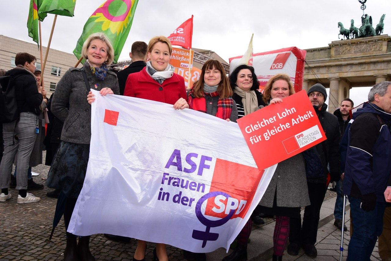 Nominierungen für den zukünftigen Landesvorstand der SPD Berlin 1